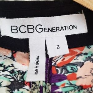 BCBGeneration Shorts - BCBGENERATION ROMPER